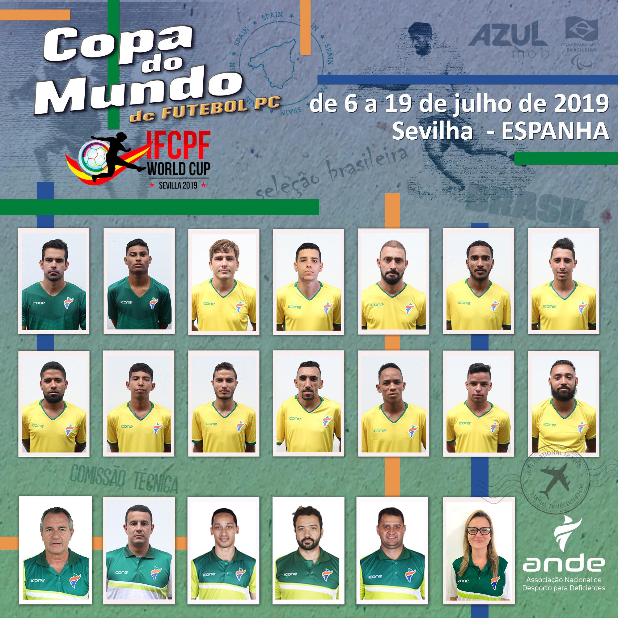 Ande Convocacao Selecao Brasileira De Futebol Pc Para Copa Do Mundo